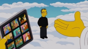 The Simpsons 24x06 : A Tree Grows in Springfield- Seriesaddict